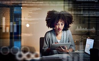 Graduate trainees in Digital Operations